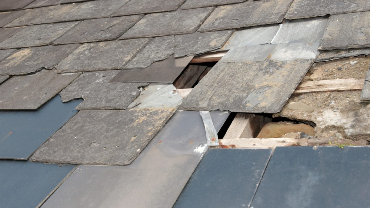 protect your roof from storm damage