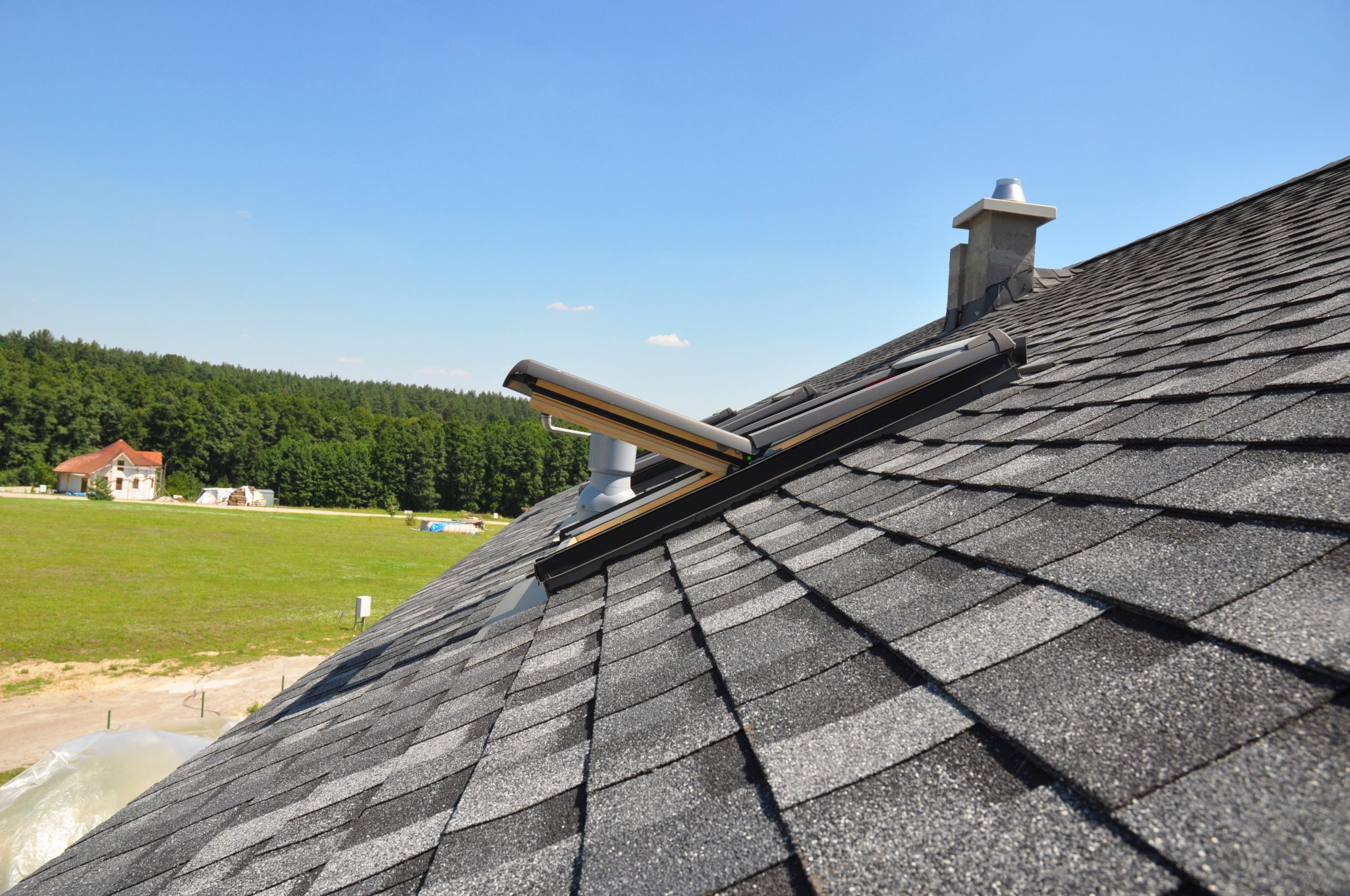 Roofing in Edgebrook, Texas