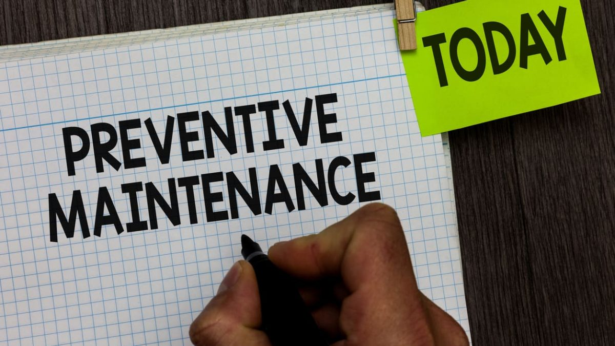 Preventative Property Maintenance Checklist for Homeowners and Landlords